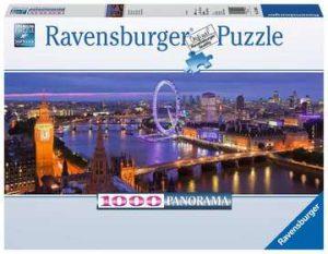 Ravensburger London at Night Panoramic