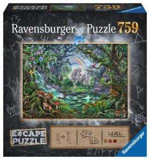 Ravensburger Escape Puzzle Unicorns