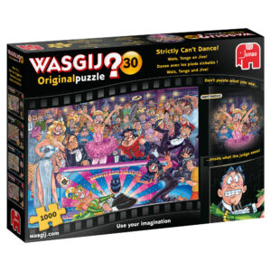 Wasgij Original Puzzle Strictly Can't Dance
