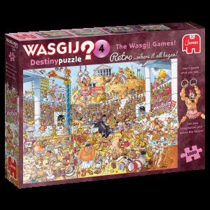 Wasgij Destiny Puzzle - The Wasgij Games!