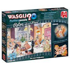 Wasgij Retro Original - Live Enterainment