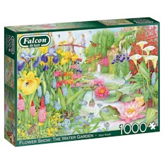 The Flower Show the Water Garden