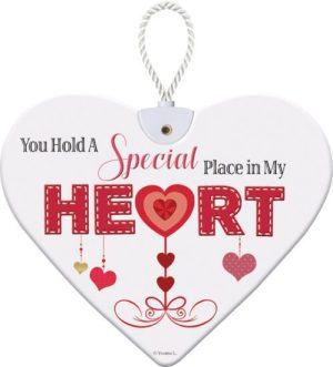 Heartfelt Ceramic Heart - Heart