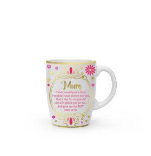 Sensations Mug - Mum