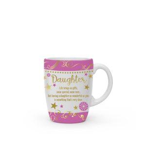 Sensations Mug - Daughter
