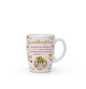 Sensations Mug - Granddaughter
