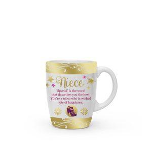 Sensations Niece Mug