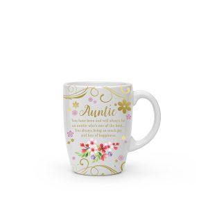 Sensations Mug - Auntie