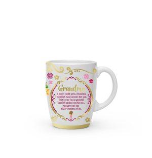 Sensations Mug - Grandma