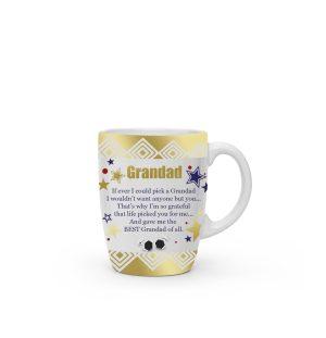 Sensations Mug - Grandad