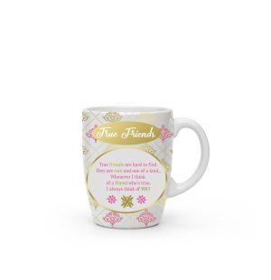 Sensations Mug - A True Friend