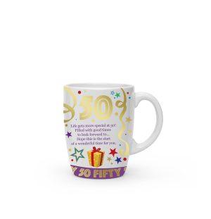 Sensations Mug - 50