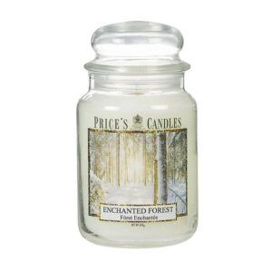 Prices Candles Enchanted Forest Large Jar