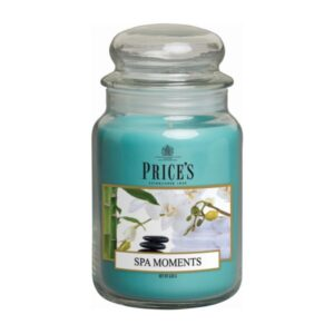 Price's Candles Spa Moments Large Jar
