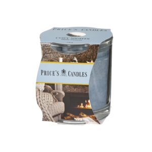 Prices Candles Cosy Nights Small Jar