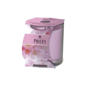 Prices Candles Cherry Blossom Cluster Jar
