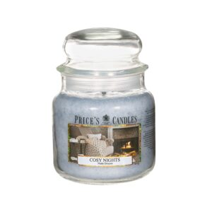 Prices Candles Cosy Nights Medium Jar