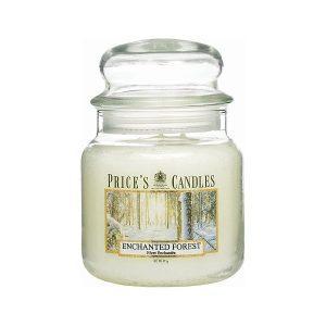 Price Candles Enchanted Forest Medium Jar