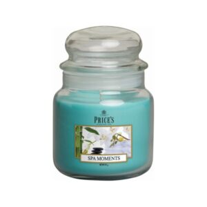 Prices Candles Spa Moments Medium Jar