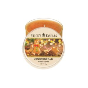 Prices Candles Gingerbread Tin