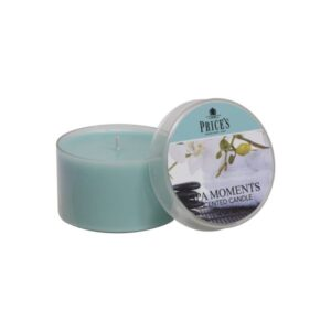 Prices Candle Spa Moments Tin