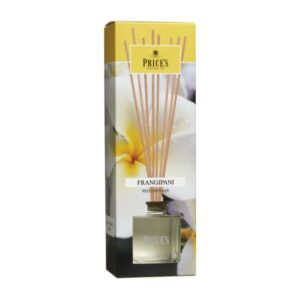 Prices Candles Reed Diffuser Frangipani
