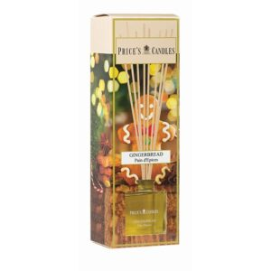 Prices Candles Reed Diffuser Gingerbread