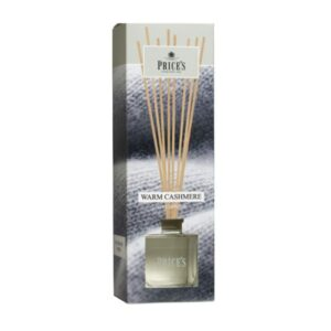 Prices Candles Reed Diffuser Warm Cashmere