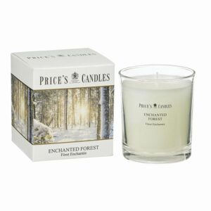Prices Candles Enchanted Forest Boxed Jar