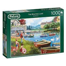 Falcon de luxe - The Boating Lake