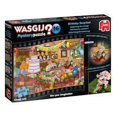 Wasgij Mystery - Birthday Surprise!