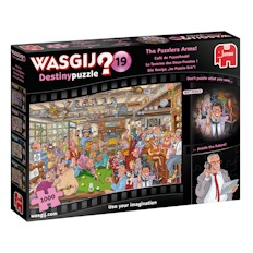 Wasgij Destiny Puzzle - The Puzzlers Arms