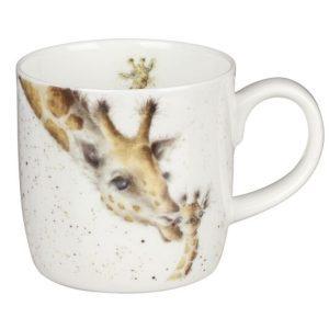 Royal Worcester Wrendale First Kiss Mug