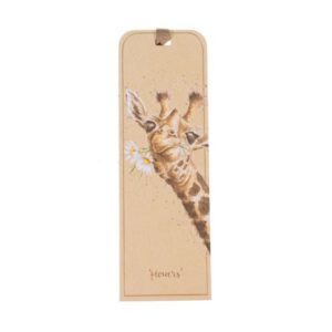 Wrendale Giraffe Bookmark