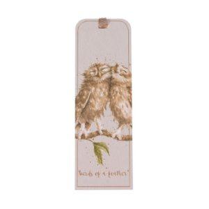Wrendale Owls Bookmark