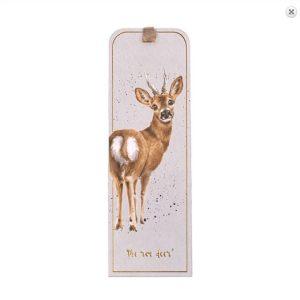 Wrendale 'The Roe Deer' Bookmark